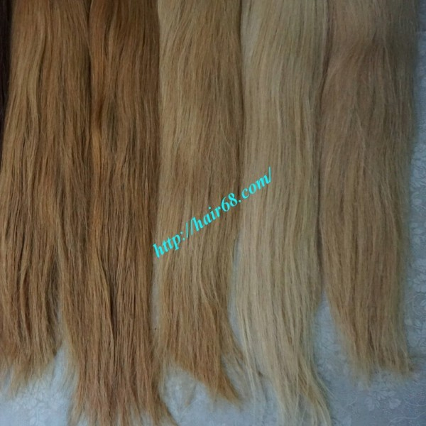 Hot selling blonde human hair extensions cheap price 24 inch blonde human hair extensions cheap straight pmusecretfo Image collections