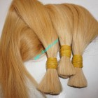 20 inch Blonde Human Hair Straight Remy Hair