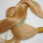 22 inch Blonde Human Hair Straight Remy Hair