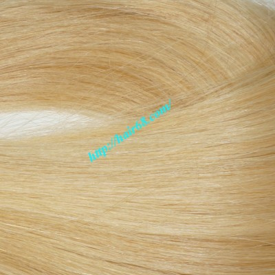 16 inch Blonde Weave Hair Extensions - Straight