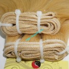 8 inch Blonde Weave Hair Straight Remy Hair
