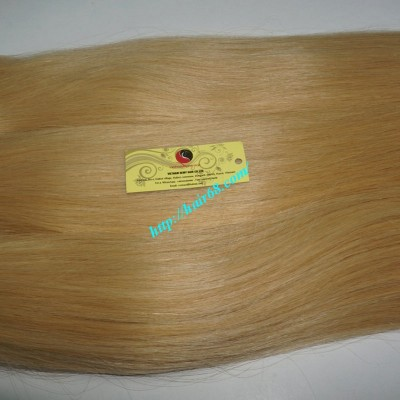 12 inch Blonde Weave Hair Straight Remy Hair
