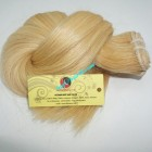 10 inch Blonde Weave Hair Straight Remy Hair