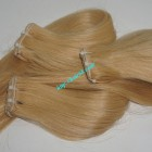 30 inch Blonde Weave Hair Straight Remy Hair