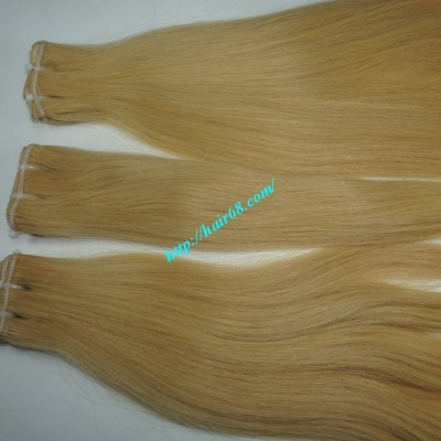 32 inch Blonde Weave Hair Straight Remy Hair