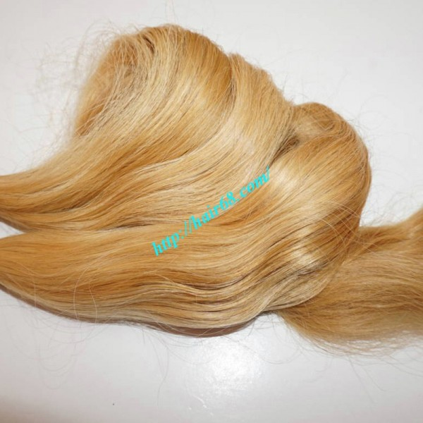 Cheap blonde human hair weave 100 remy hair 16 inch cheap blonde human hair weave natural pmusecretfo Image collections