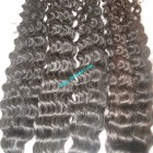 CURLY HAIR-WHOLESALE CHEAP 100% NATURAL REMY HUMAN HAIR EXTENSION