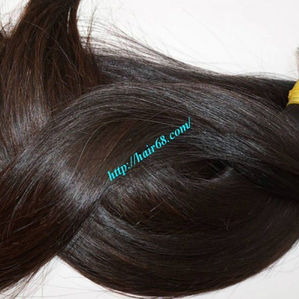 8 Inch Remy Hair Wefts 100 Human Hair