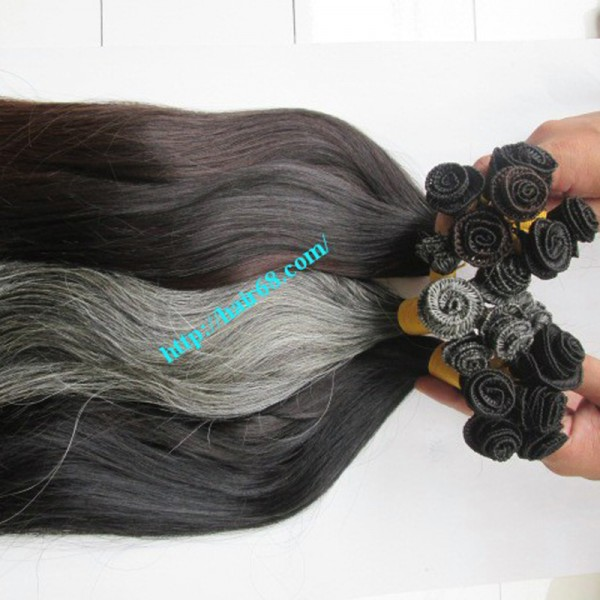 Buy hand tied weft weave hair human hair weft 24 inch hand tied human hair extensions weft pmusecretfo Image collections