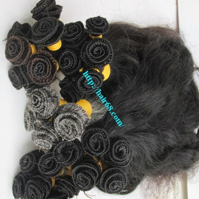 32 inch Hand Tied Wefted Hair – Wavy Double