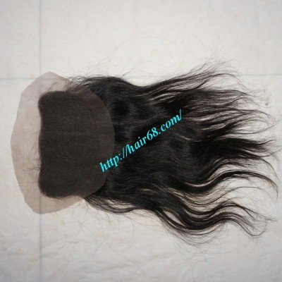Free Part Lace Closure 7x4 20 inches Vietnamese Straight Hair