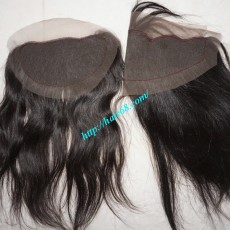 Free Part Lace Closure 7x4 22 inches Vietnamese Straight Hair