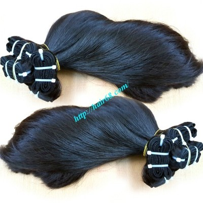 16 INCH STRAIGHT WEAVE HAIR SUPER DOUBLE