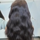 Body Wave 5x5 Lace Closure Wigs 18 inches 130% Density