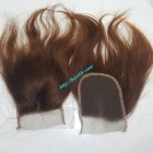 12 INCHES MIDDLE PART LACE CLOSURE STRAIGHT 4x4
