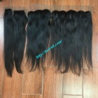 20 inches Free Part Lace Frontal Vietnamese Hair