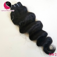 SINGLE WAVY WEAVE HAIR