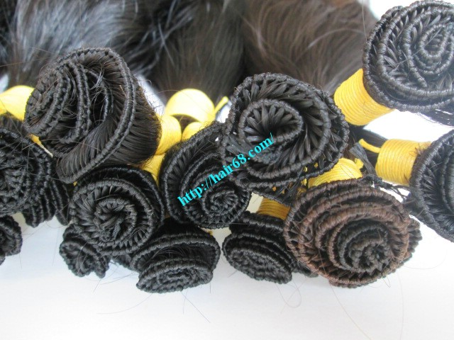 hand tied weft hair extensions 1