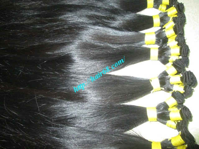 hand tied weft hair extensions 10