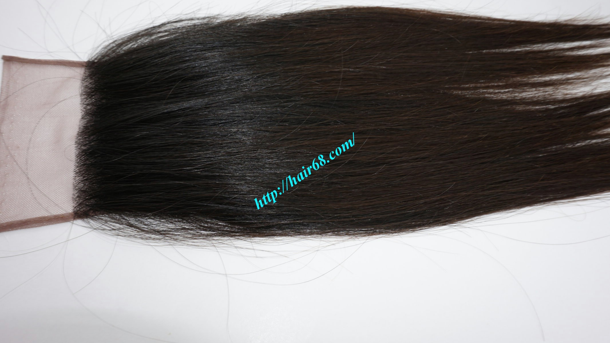 18 inch 4x4 Straight Lace Closure 6