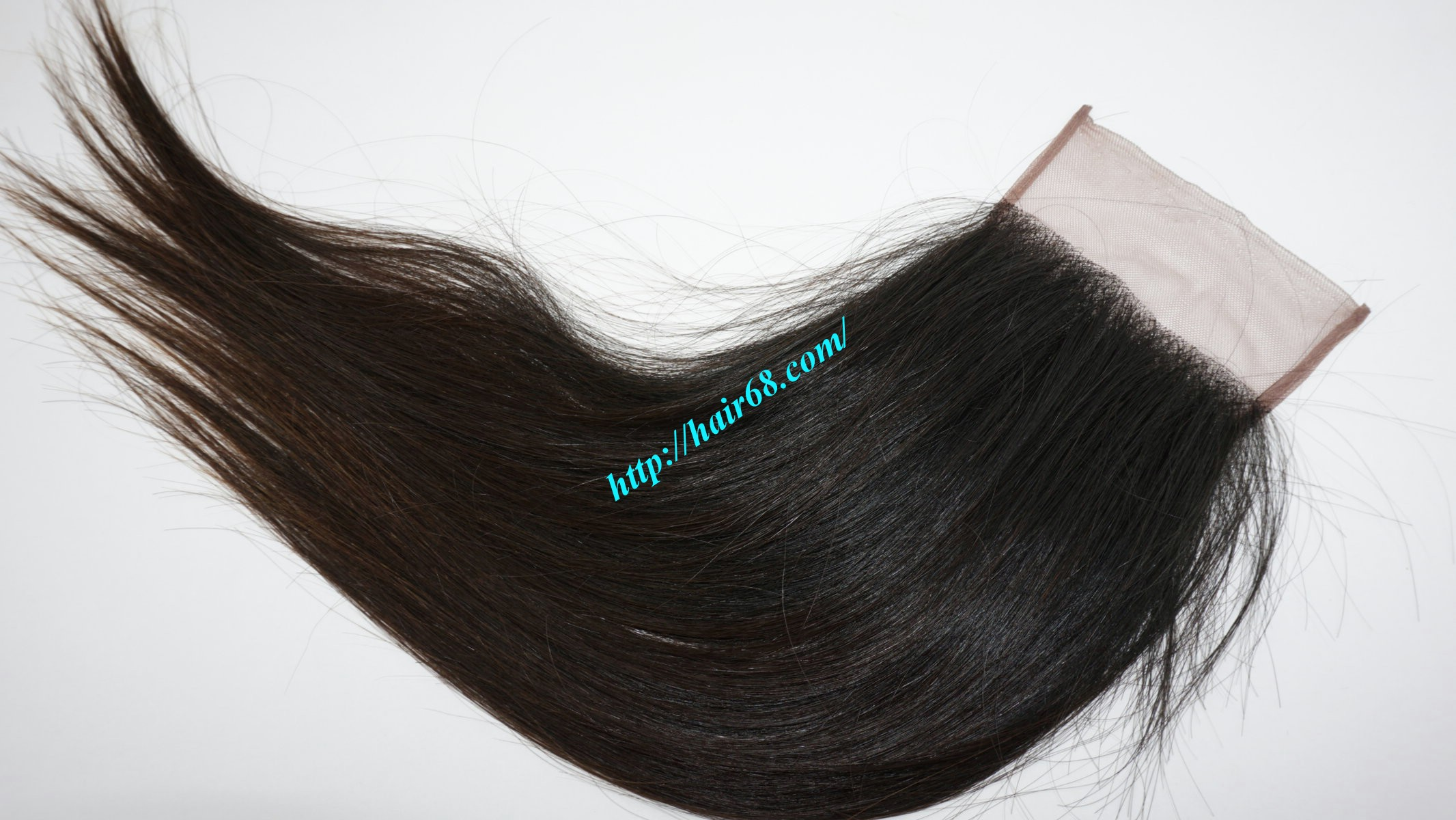 18 inch 4x4 Straight Lace Closure 7