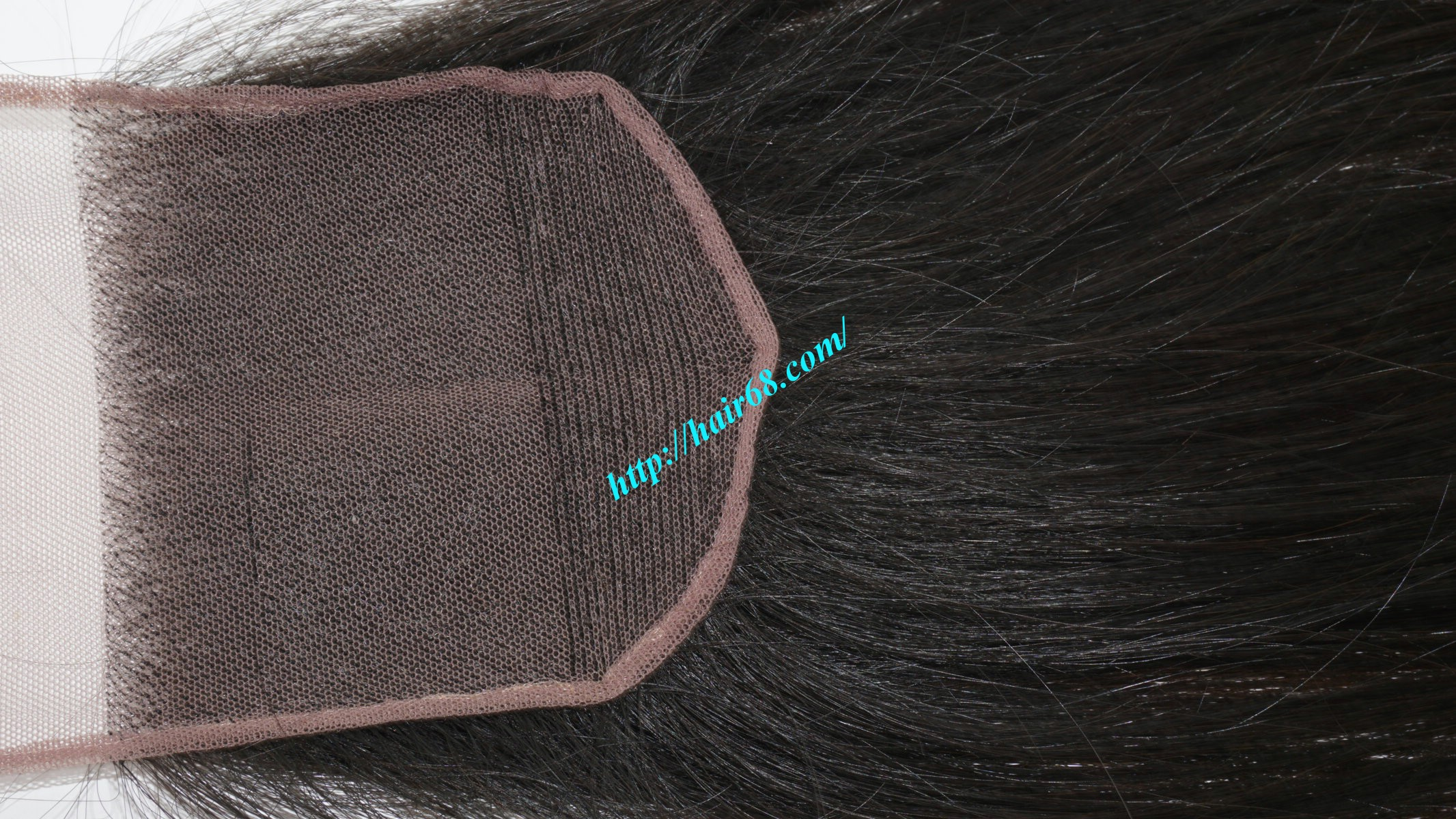 Straight Lace Closure 4x4 12 inch 2