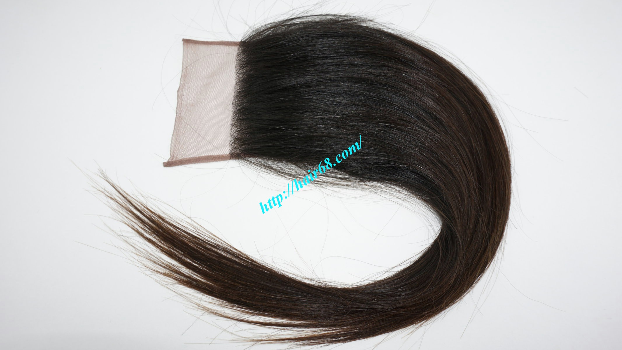 Straight Lace Closure 4x4 12 inch 4