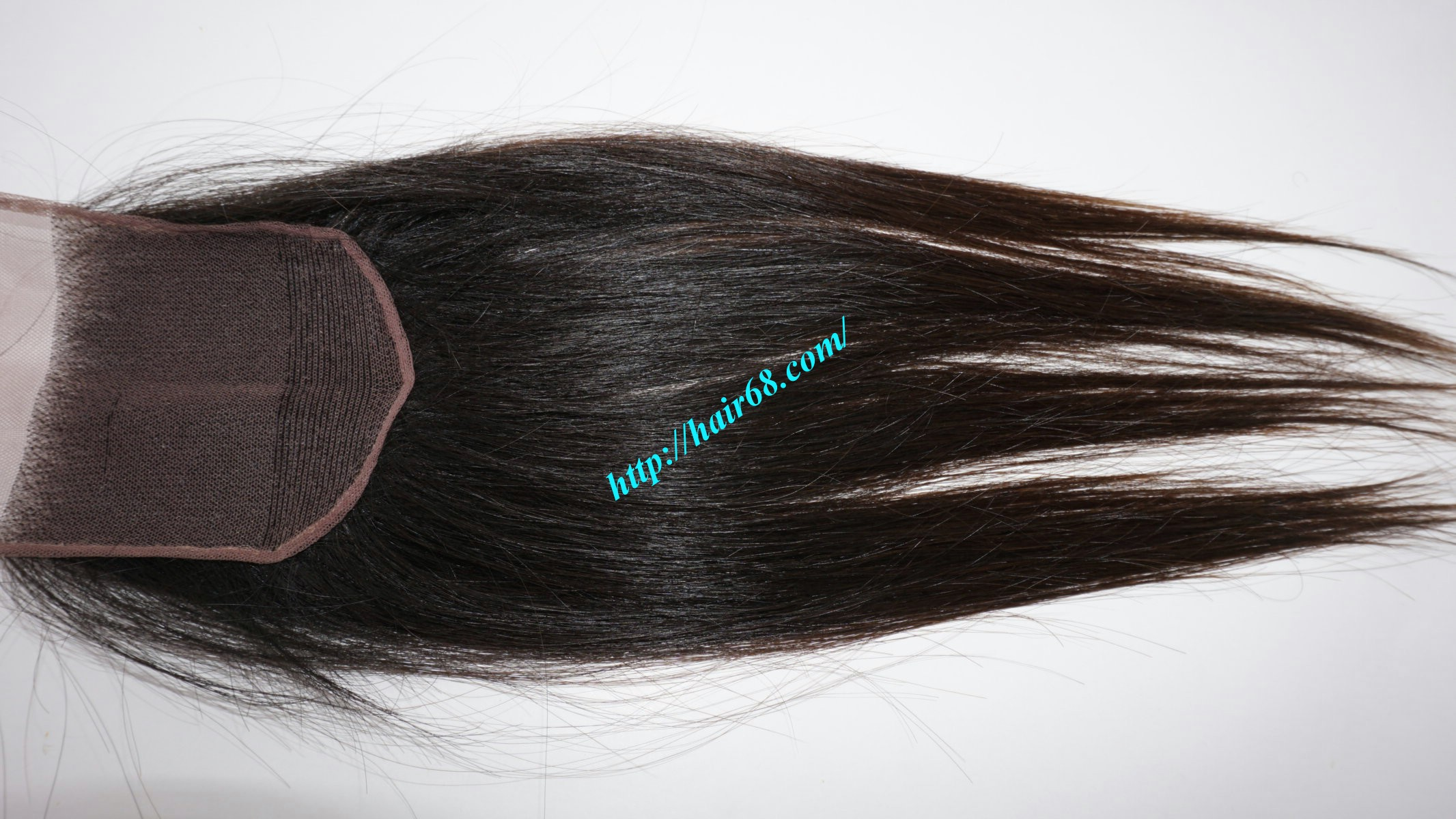 Straight Lace Closure 4x4 12 inch 6
