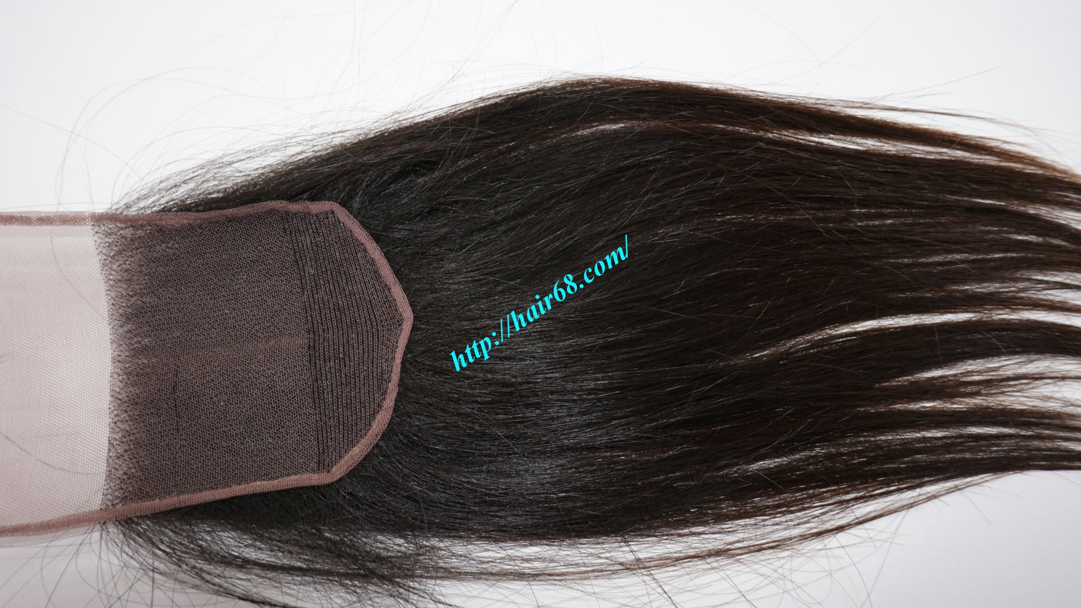 Straight Lace Closure 4x4 12 inch 9
