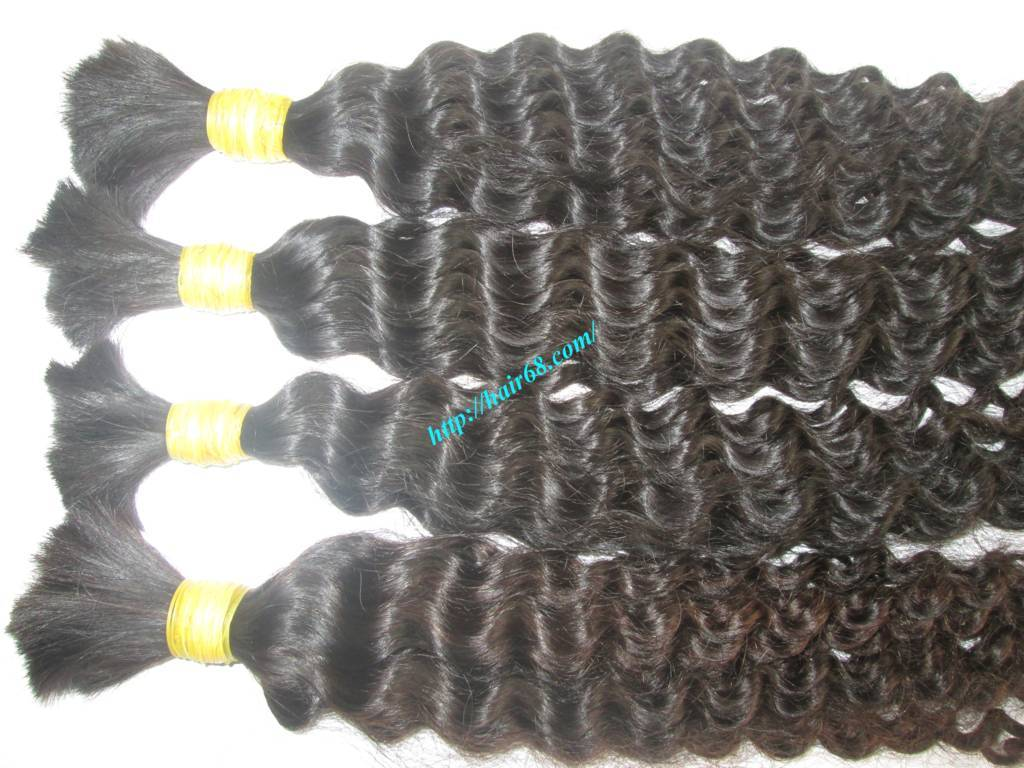 curly hair extensions 1