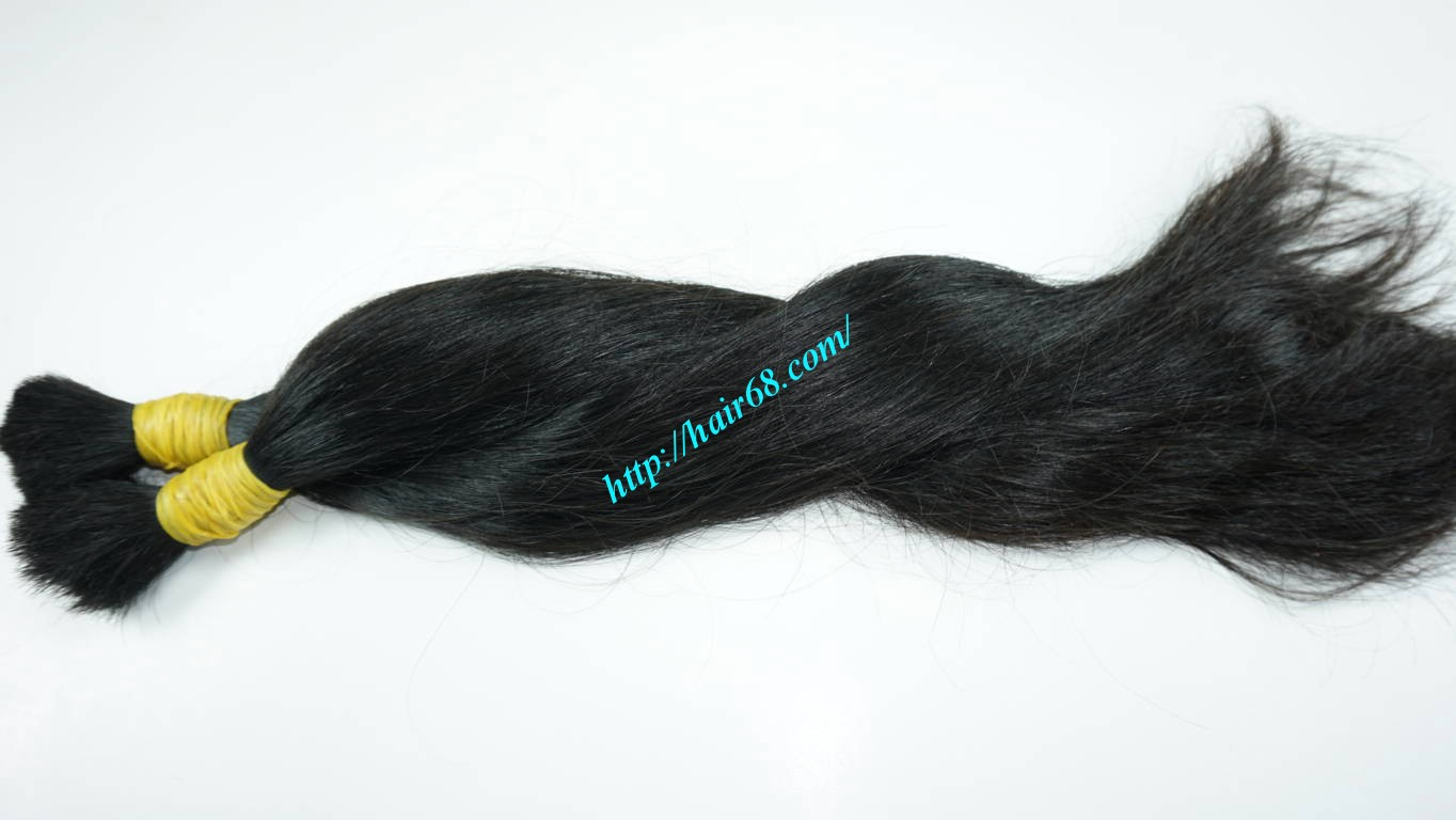 12 inch natural human hair extensions 1