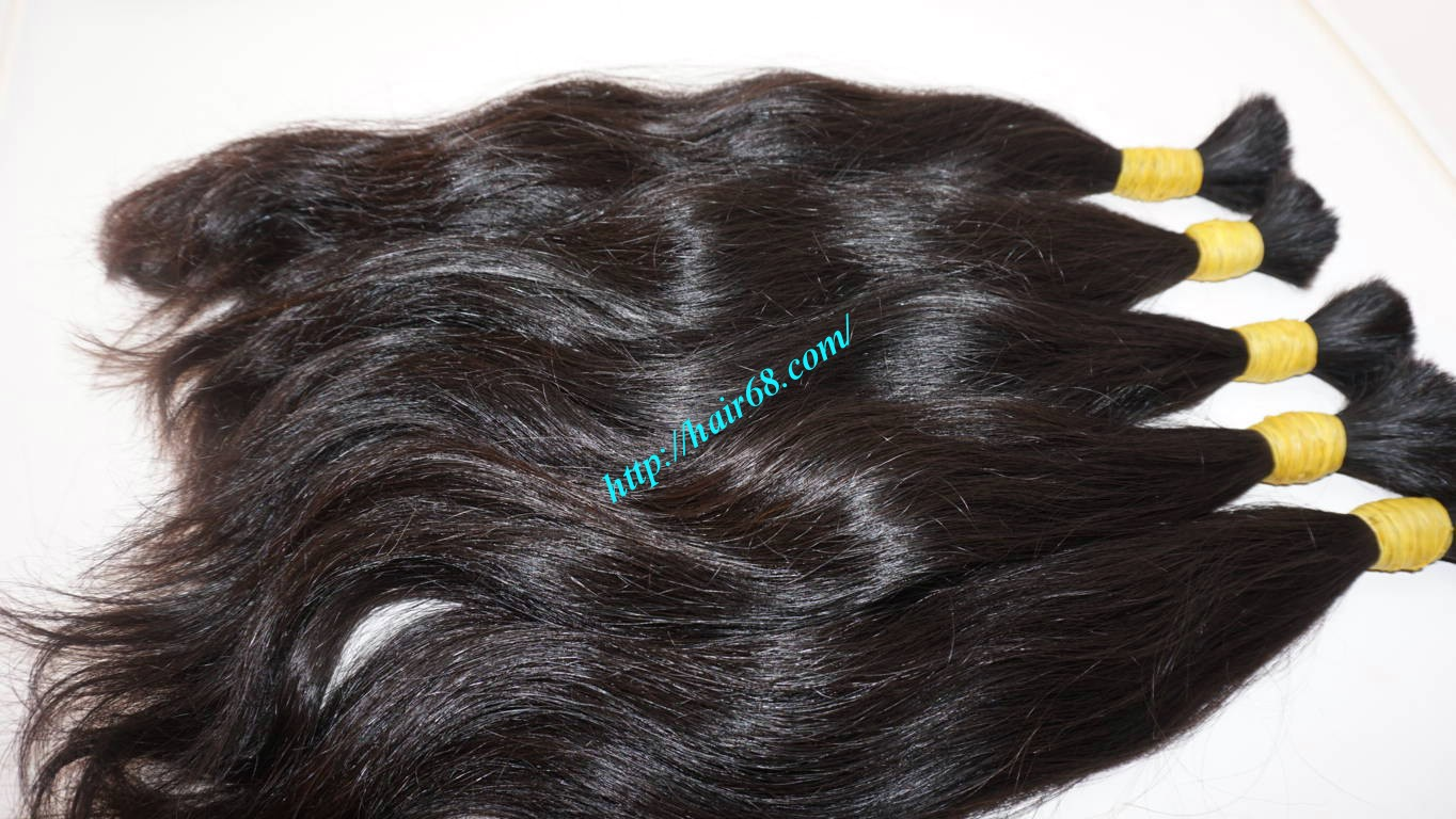 12 inch natural human hair extensions 4