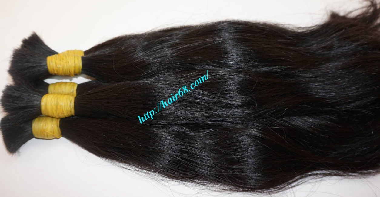 12 inch natural human hair extensions 5