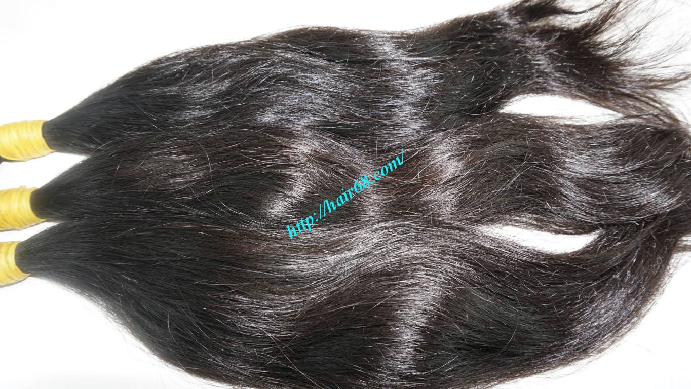 12 inch natural human hair extensions 6
