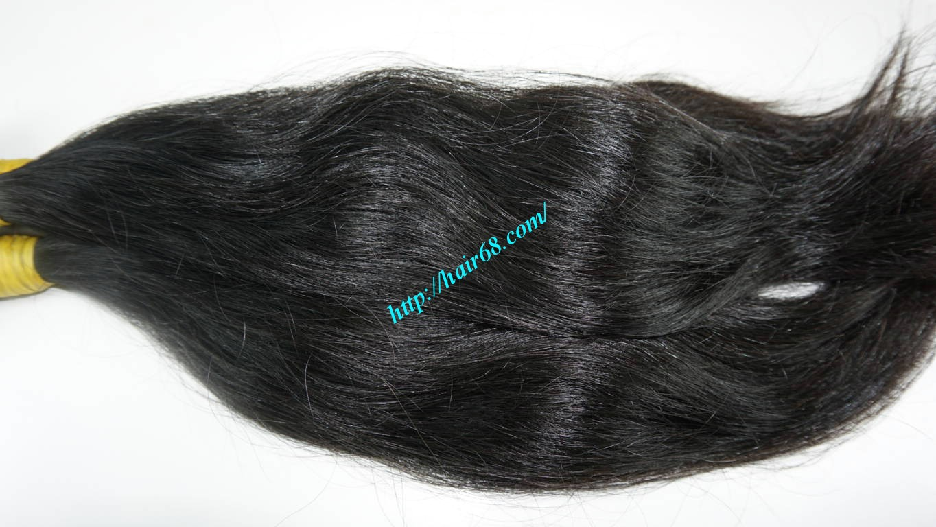 12 inch natural human hair extensions 8