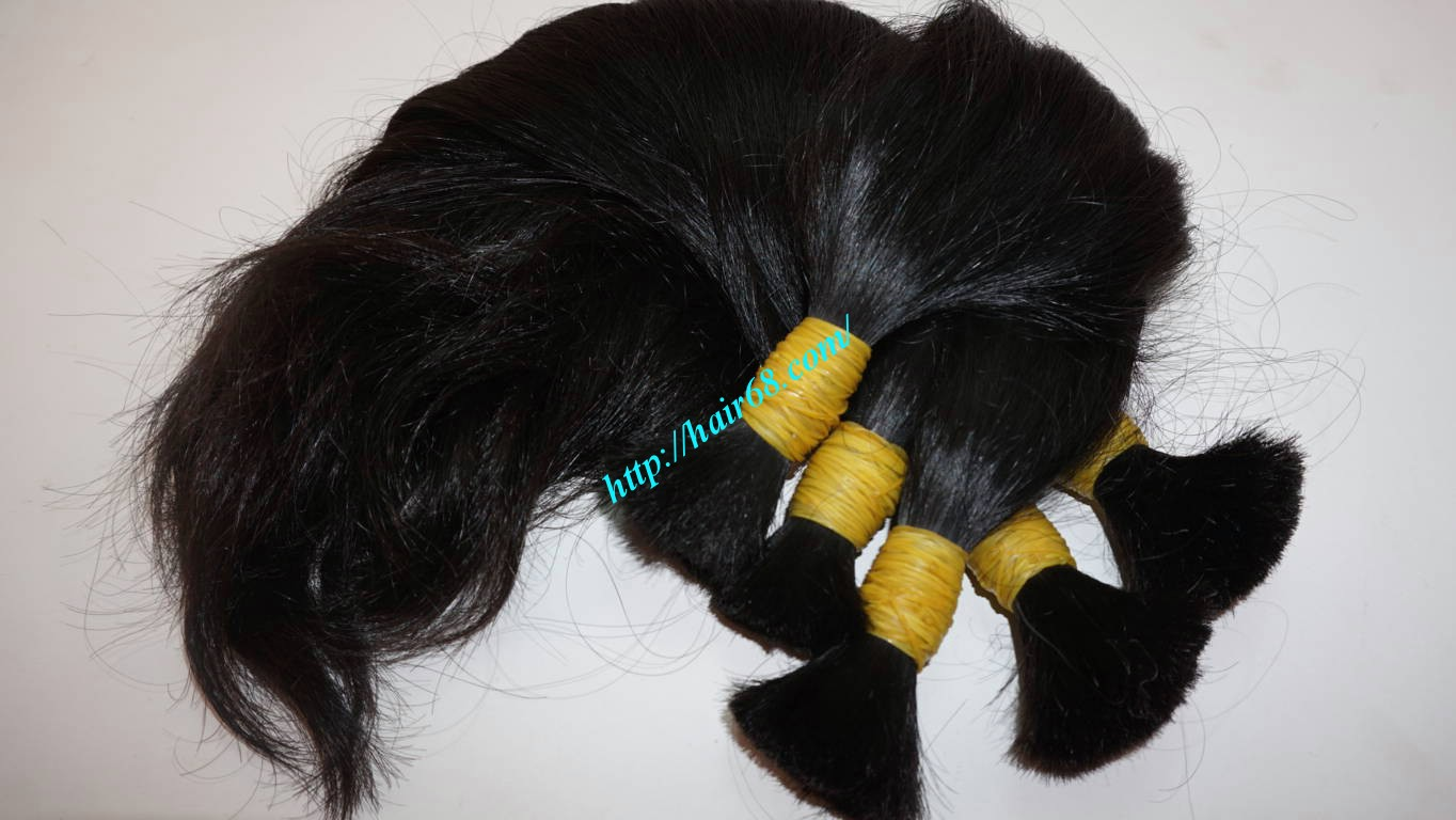 12 inch natural human hair extensions 9