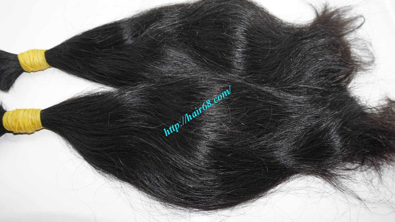 16 inch thick wavy hair extensions 1