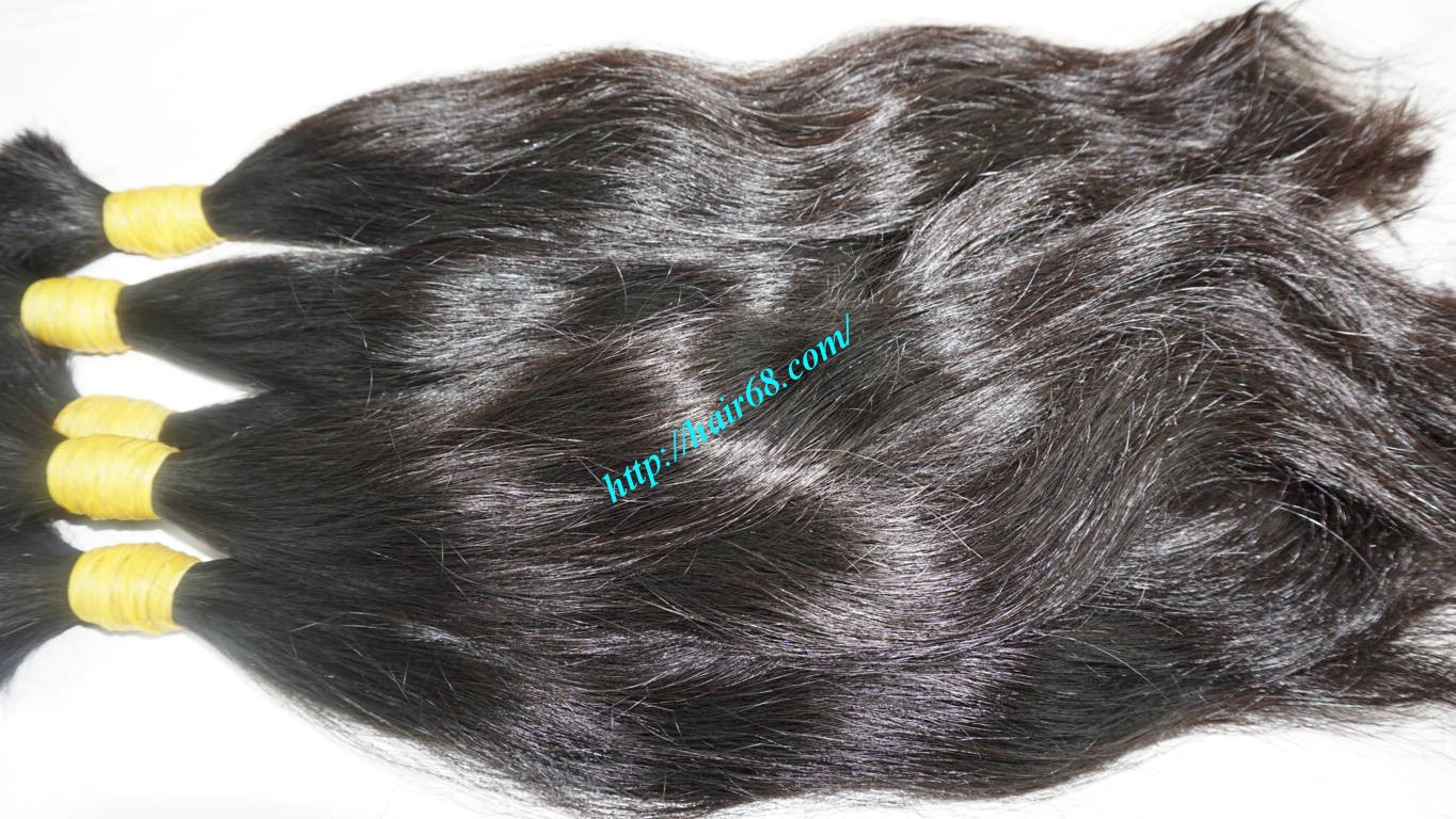 16 inch thick wavy hair extensions 3