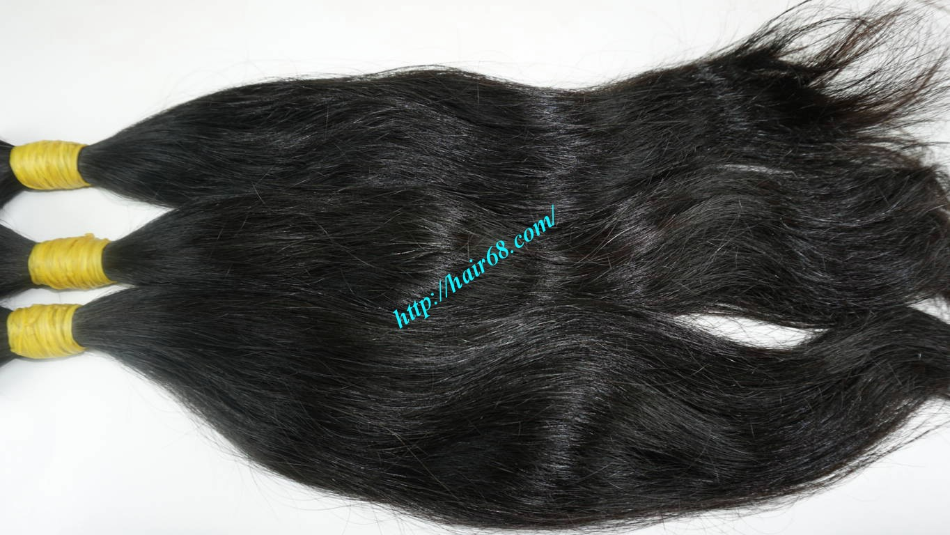 16 inch thick wavy hair extensions 5