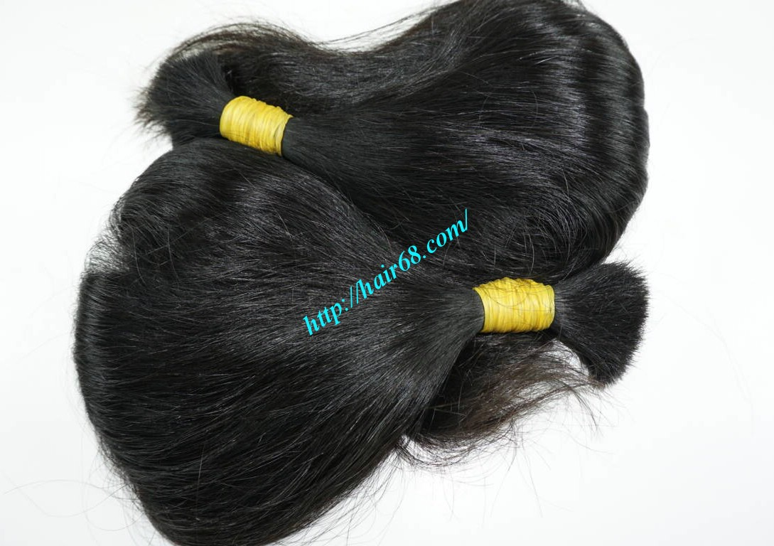 16 inch thick wavy hair extensions 6