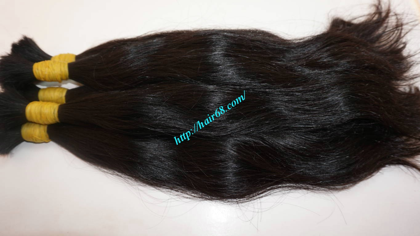16 inch thick wavy hair extensions 7