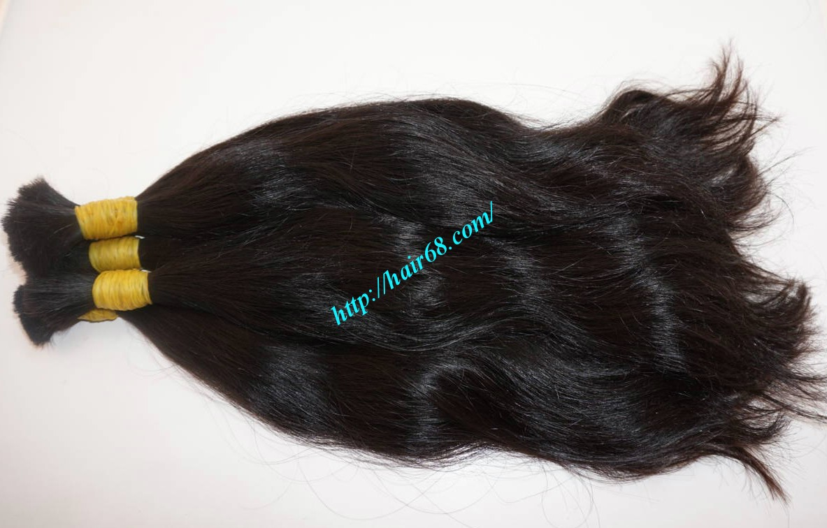 16 inch thick wavy hair extensions 8