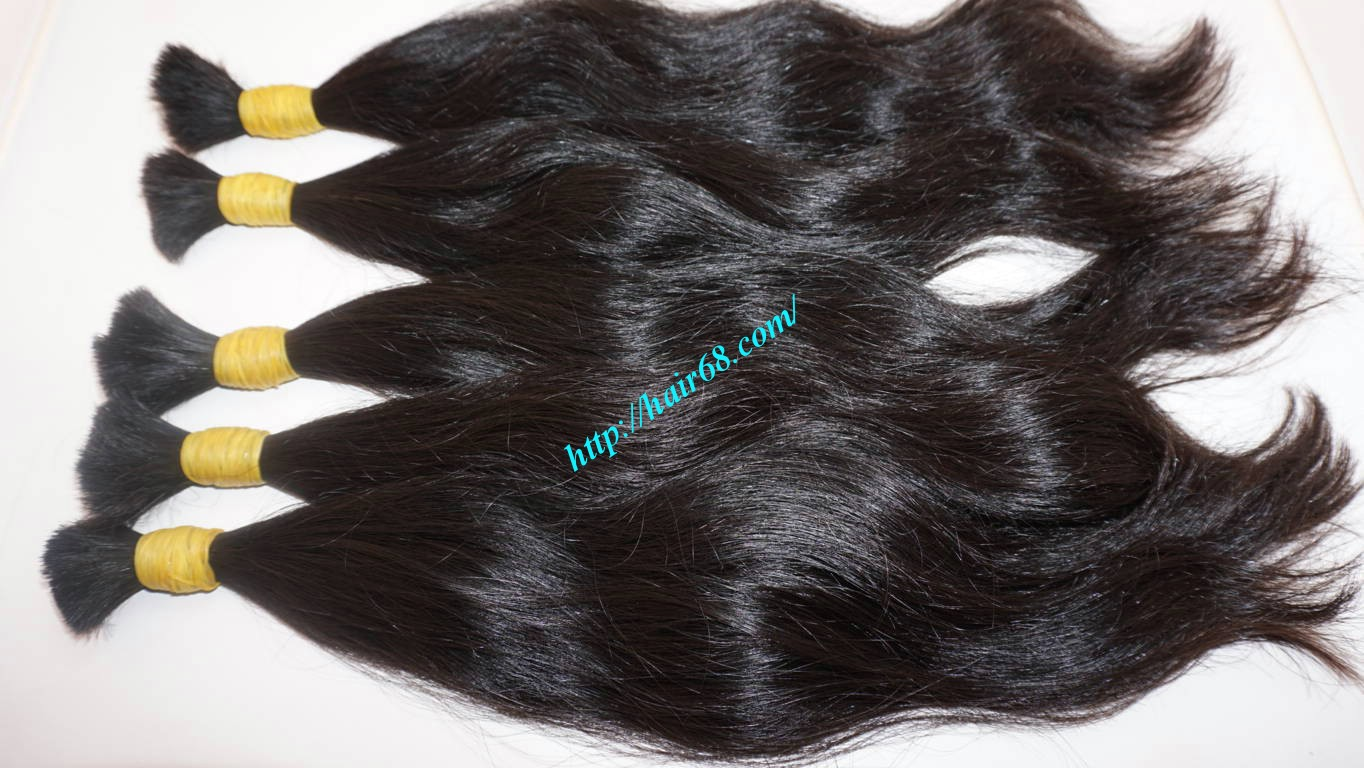 16 inch thick wavy hair extensions 9