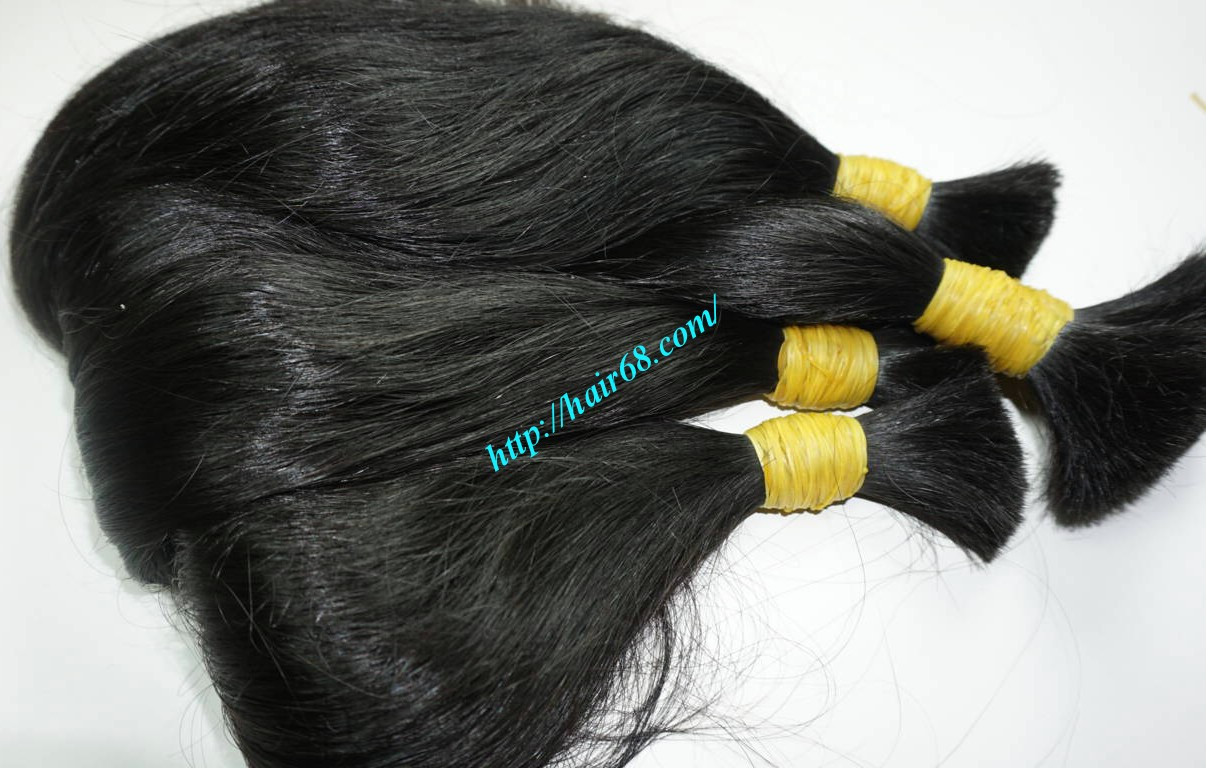 20 inch human hair extensions wavy 5