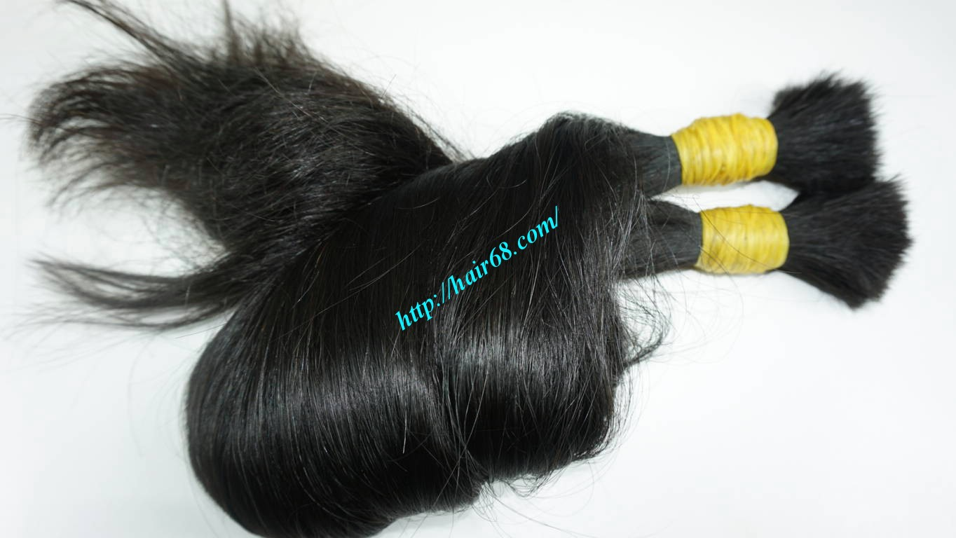 20 inch human hair extensions wavy 6