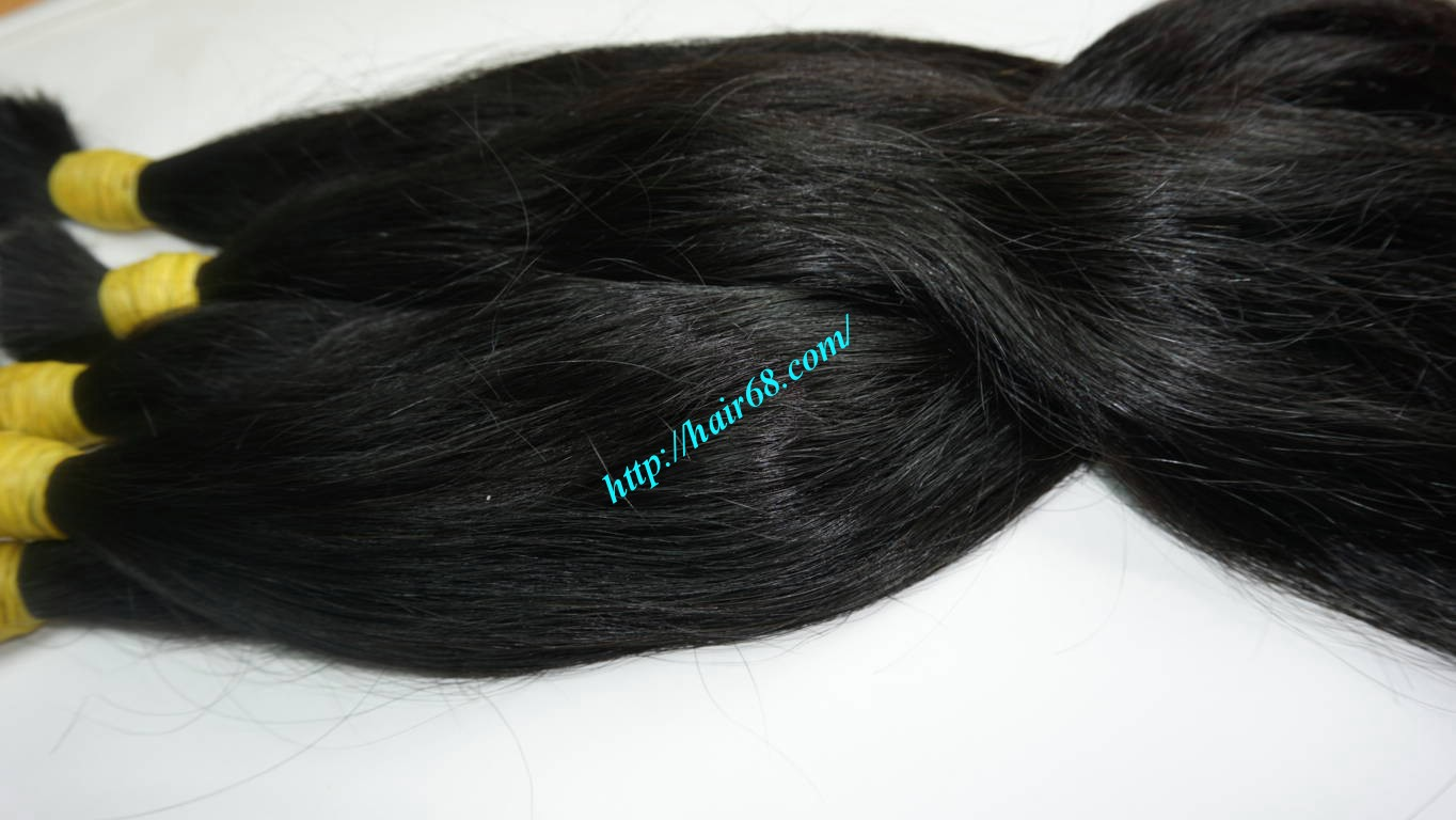 20 inch human hair extensions wavy 7