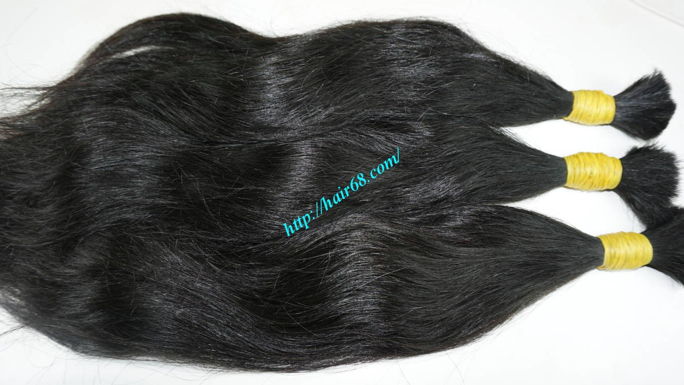 20 inch human hair extensions wavy 8