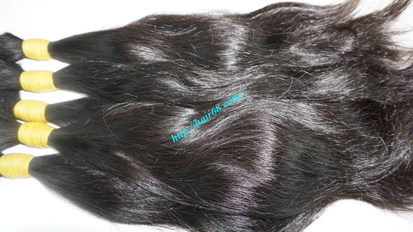 20 inch thick wavy hair product 1