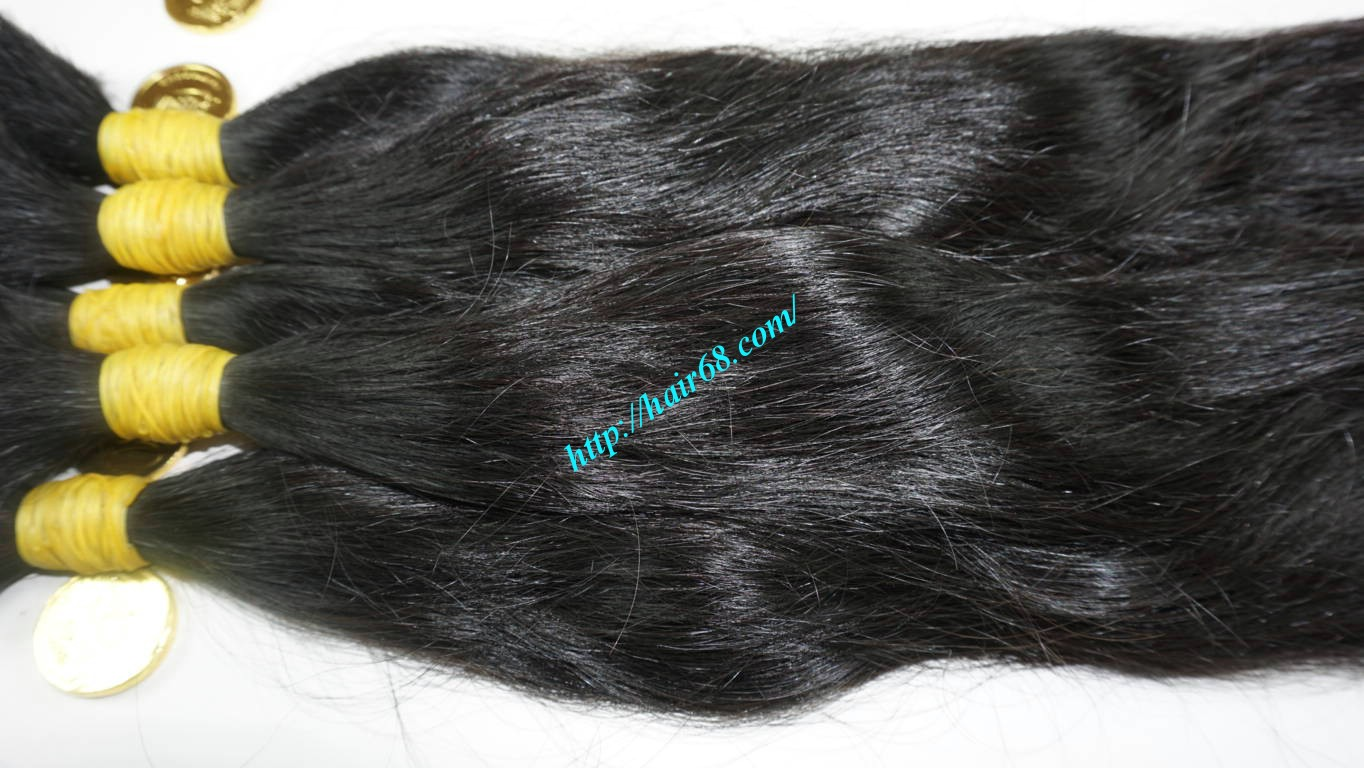 20 inch thick wavy hair product 2