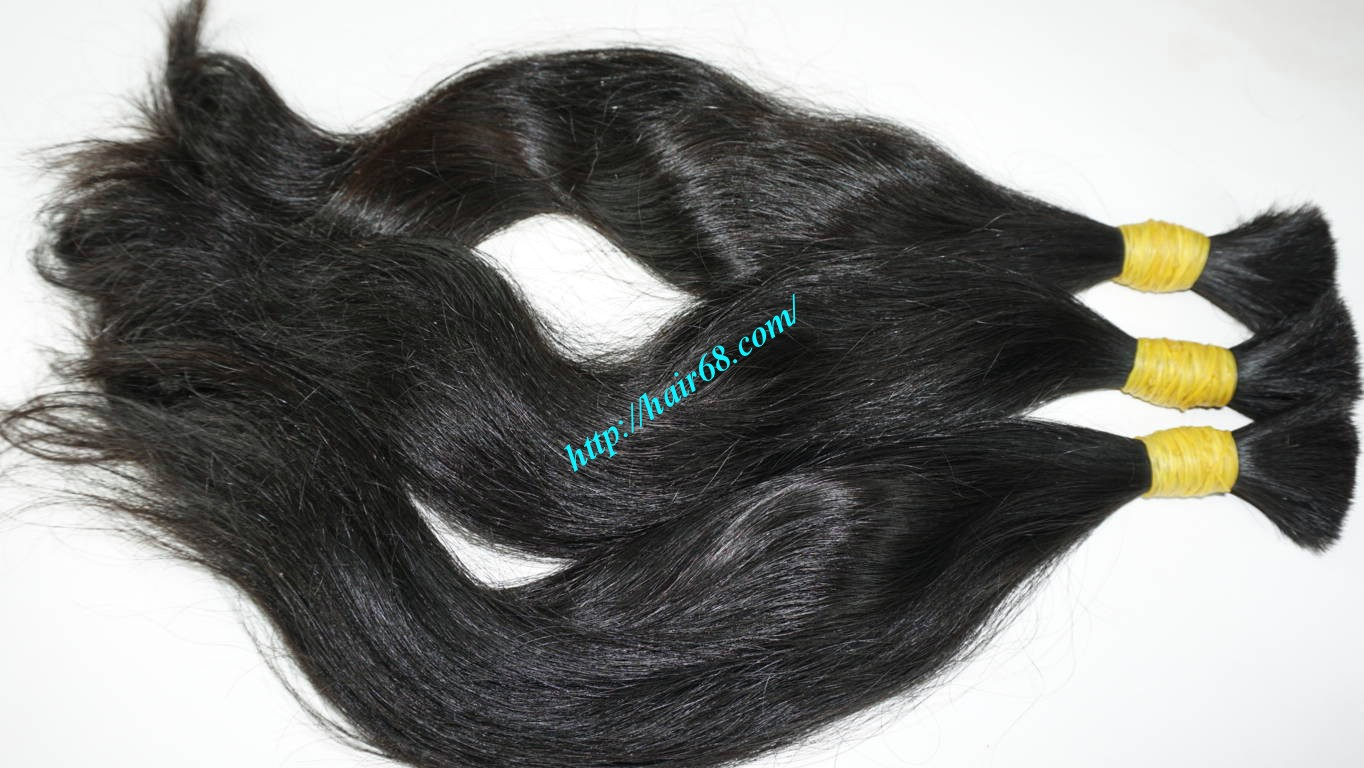 20 inch thick wavy hair product 3